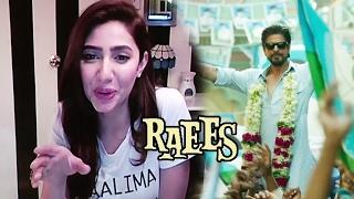 Mahira Khan On HUGE Response For RAEES In PAKISTAN - Shahrukh Khan