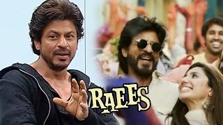 Shahrukh Khan On DELETED Song HALKA HALKA From RAEES
