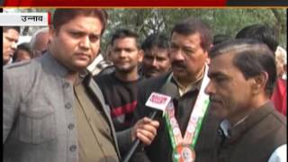 India voice correspondent interview with bjp candidate 'Uttam Chand Lodhi'