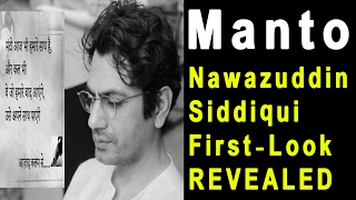 Manto First Look - Nawazuddin Siddiqui reveals his look as Manto on Twitter - Bollywood Bhijan