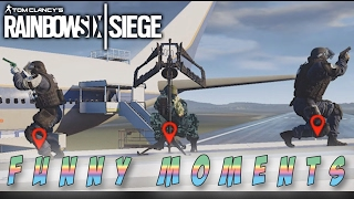 Everybody On Vacation Rainbow Six Siege LOL Moments