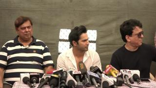 Angry Salman wants to beat  Varun for calling him Uncle
