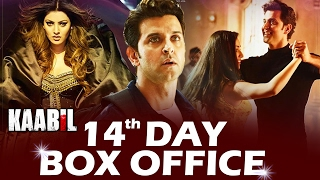 Hrithik's KAABIL - 14TH DAY BOX OFFICE COLLECTION - HUGE JUMP