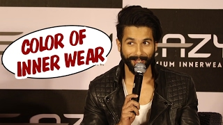 Shahid Kapoor's BEST REPLY To Reporter's EMBARRASSING Question