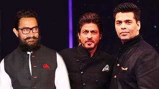 Shahrukh Khan, Aamir Khan & Karan Johar To Come Together