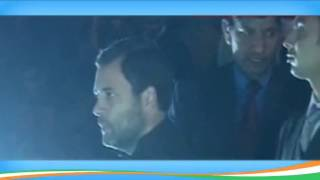 Most anti-national people are those suppressing the voice of students in JNU : Rahul Gandhi