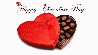 Happy Chocolate day - Romantic message/Wishes/Greetings/