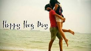 Happy Hug Day 2017 - Romantic message