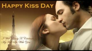Happy Kiss Day 2017 - Romantic message