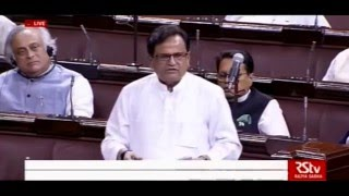 Ahmed Patel speech in Rajya Sabha , 4 March 2016