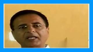 Randeep Surjewala addresses Media on Vijay Mallya Case, March 11, 2016