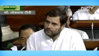 Government must act to give relief to farmers affected by crop damage due to hailstorm: Rahul Gandhi
