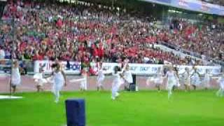 Gothia Cup Ceremony Dance