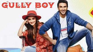Ranveer Singh & Alia Bhatt In Zoya Akhtar's GULLY BOY
