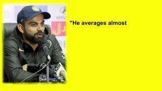 Kohli choses Ajinkya Rahane over Karun Nair