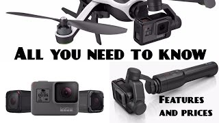 GoPro KARMA DRONE & HERO 5 Black | 10 things you need to know