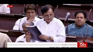 Ahmed Patel Speech in Rajya Sabha, 4 May, 2016