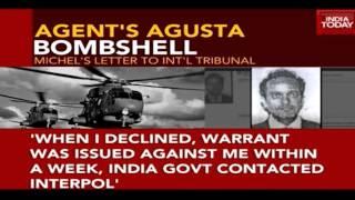 Was pressured by govt to blame Gandhi's in AgustaWestland scandal, says middleman Michel