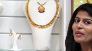 Fancy Gold and necklace beautiful sets - TSP fashion world