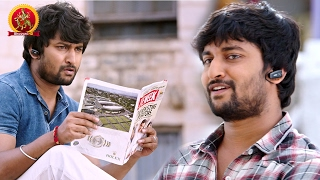 Natural Star Nani Best Scenes Latest Telugu Movie Scenes Bhavani HD Movies