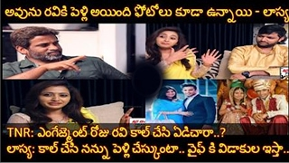 Anchor lasya Sensational Comments On Anchor Ravi behaviour : Lasya Most Controversial Interview