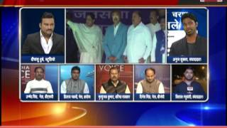 special show Muddhe Ki Baat: today topic '11 hours left in up election 2017'