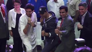 Akshay Kumar's love for martial arts
