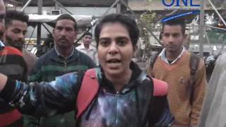 jalandhar mein active hai bhikaari gang | bmc chowk par hua hungama