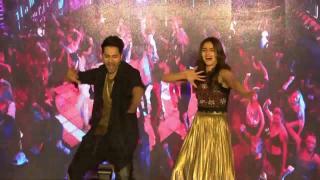 Varun, Alia perform on 'Tamma Tamma' | Badrinath Ki Dulhania