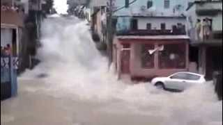 Dangerous flood of all time OMG!