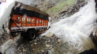 Rohtang Pass - Rani Nallah. Pir Panjal, Himalayas - India