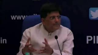 Union Minister Piyush Goyal  Press Conference