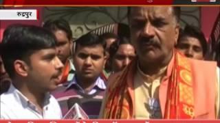 india voice exclusive interview with BJP Candidate Rajkumar Thukral