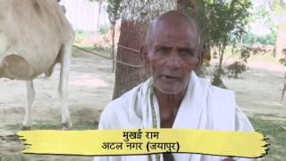 मोदी जी के आदर्श ग्राम का सच : मोदी जी ने जयापुर गांव में सब Temporary काम करवाया