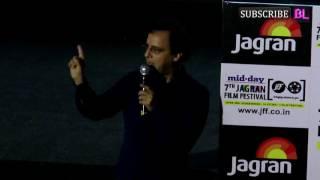 Vidhu Vinod Chopra at Mid Day 7th Jagran Film Festival 2016