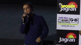 UNCUT: Vidhu Vinod Chopra Talks about Nawazuddin Siddiqui at 7th Jagran Film Festival   SpotboyE