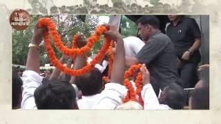 Deoria to Delhi Kisan Yatra, Day 1, Tuesday, September 6, 2016