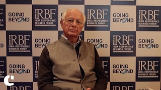 Former member of the Planning Commission, Arun Maira, criticises Niti Ayog
