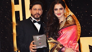 Rekha To HONOUR Shahrukh Khan With Yash Chopra Memorial Award