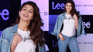 Jacqueline Fernandez ANNOUNCED Lee India's Brand Ambassador