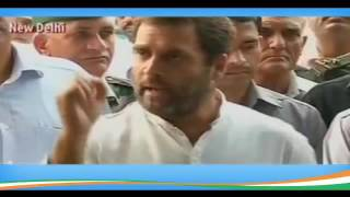 Narendra Modi Ji you should stop lying and work to implement #OROP : Rahul Gandhi