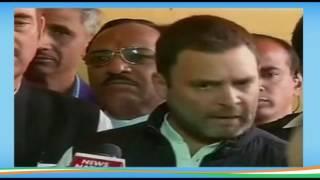प्रधानमंत्री  संसद में आने से क्यों डर रहे हैं ? : राहुल गांधी