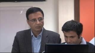 LIVE : AICC Media Byte By Randeep Surjewala, December 13, 2016