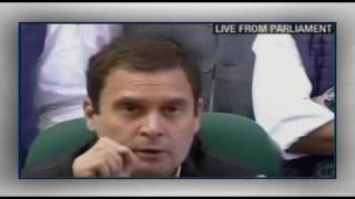 PM Modi is afraid that if he lets me speak then his balloon will burst : Rahul Gandhi