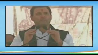 नोटबंदी एक आर्थिक डकैती है, मोदी जी ने गरीबों पर निशाना लगाया है : राहुल गांधी