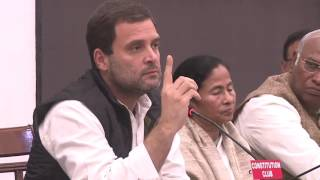 The motive of demonetisation has failed completely: Rahul Gandhi