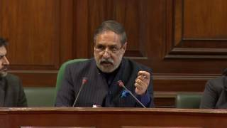 AICC Press Briefing by Anand Sharma at Congress HQ,  February  1, 2017