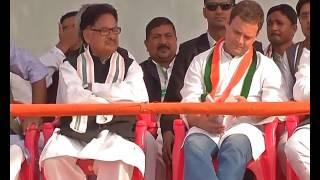 WATCH Congress VP Rahul Gandhi addresses Public Rally in Barabanki, Uttar Pradesh