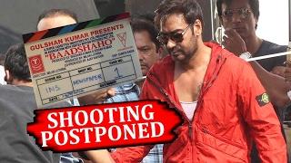 Ajay Devgan's Baadshaho Film Postponed | Emraan hashmi || Ileana | Bollywood News | Bollywood Bhijan