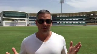 Message from our coach Brad Hodge to all our fans